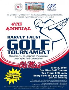 2015-4th Annual Golf Tournament Flyer