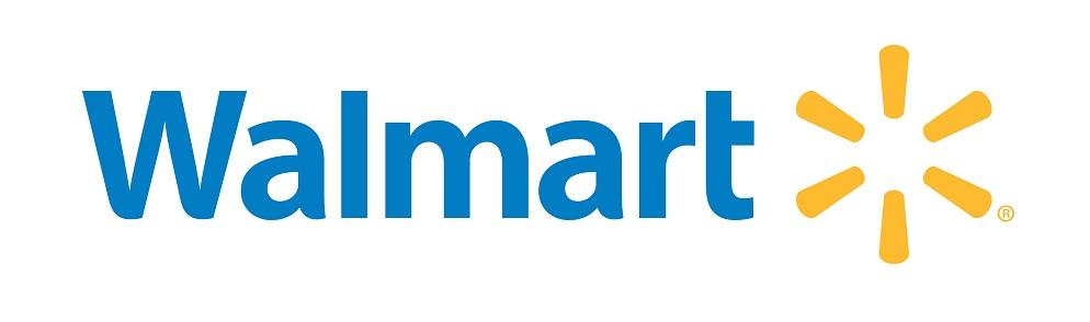 Walmart logo. (PRNewsFoto/WALMART CORPORATE COMMUNICATIONS)